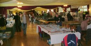 Viele Händler und Demospiele