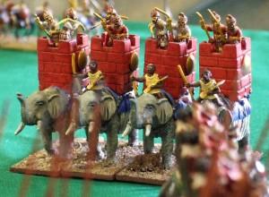 ... es bleiben karthagische Elefanten
