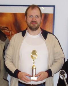 1. Platz: Jürgen