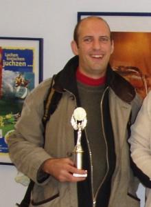 2. Platz: Tilman